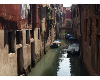 Venice - Italy - Color Photo Print - Fine Art Photography (IT02)