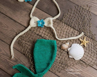Mermaid tail, photography props for babies, photography props for newborns, mermaid tail crochet baby, mermaid tail baby, mermaid costume