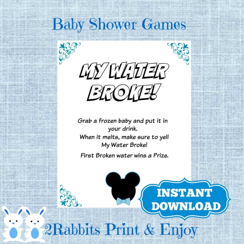 where my water disney game download