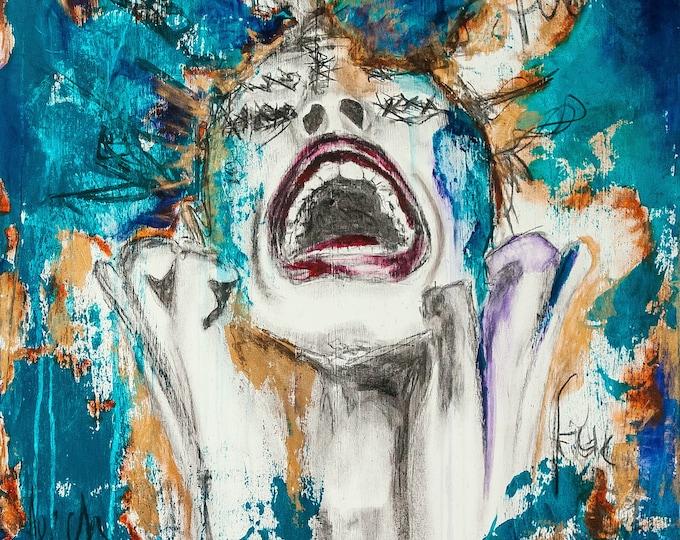 Mind Fracture II... Despair   POSTER