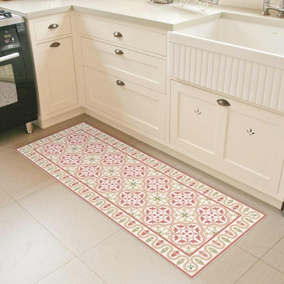 Runner Rug Mats: Linoleum Rug Runner Vinyl Floor Mat Runner Rug Doormat