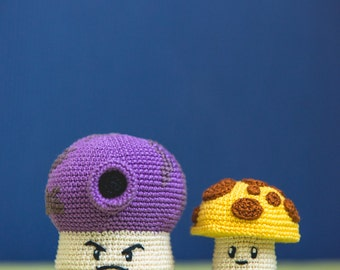 Crocheted Plants vs. Zombies dolls are ready to battle over your ... | 270x340