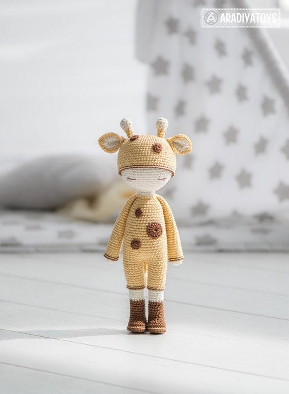 Friendy Sonya de la colección de patrones de crochet de | Etsy