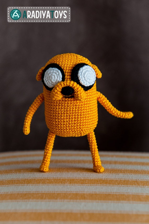 Ravelry: Amigurumi Finn y Jake Adventure time pattern by Javiera ... | 855x570