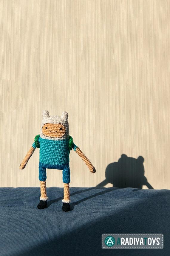 DIY Crochet Tutorial FINN Hora de Aventuras Amigurumi Universe ... | 855x570