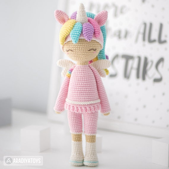 New Emily Doll Crochet Pattern - No.1 Crochet Patterns By Havva ... | 570x570