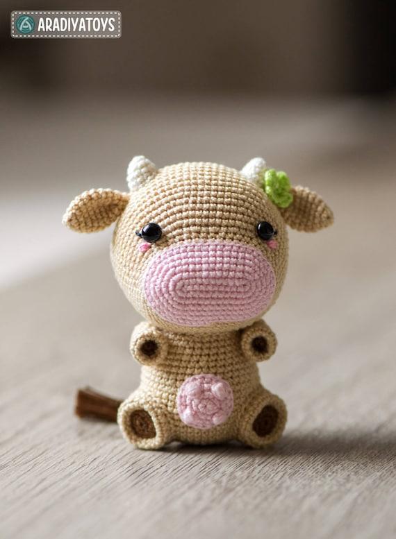 Vaca de crochê (Amigurumi) no Elo7 | EMPORIUM AMIGURUMI (BB1F8B) | 777x570