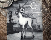 The Last Unicorn- Print 5...