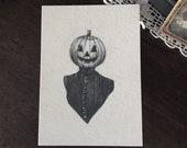 Lady Pumpkin- Original Dr...