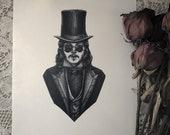 "Dracula- 8x10"" Print..."