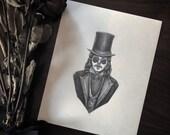 Dracula - Original Drawin...