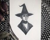 Male Witch - Original Gra...