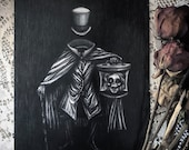 The Hatbox Ghost- Art Pri...