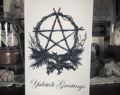 Yuletide Greetings Card- ...