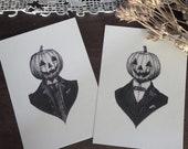 Husband & Husband Pumpkin...