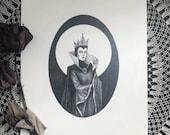 The Evil Queen - Original...