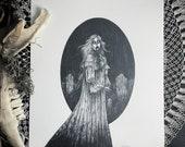 Cemetery Ghoul - Original...