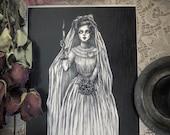 Til Death- 5x7 Print...