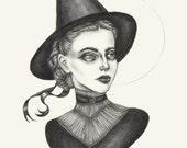 Witchcraft- Print 5x7...