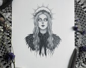 Freya - Original Graphite...