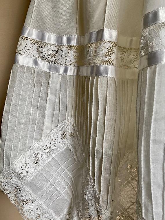 1970s Lace Dress - image 5