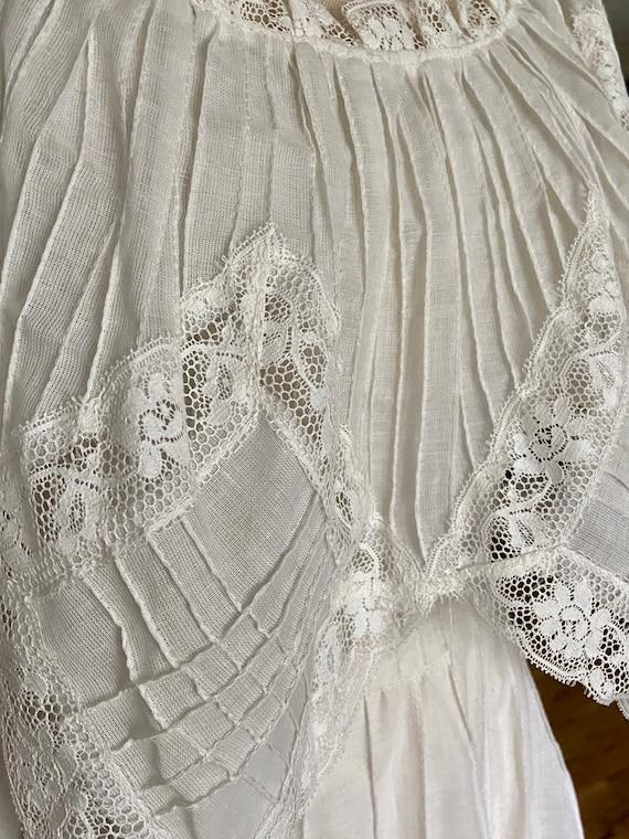 1970s Lace Dress - image 2