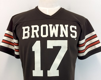 super popular 8a8b1 c19f6 Cleveland browns jersey   Etsy