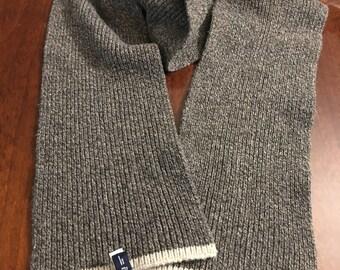 85693786904 Cream wool scarf | Etsy