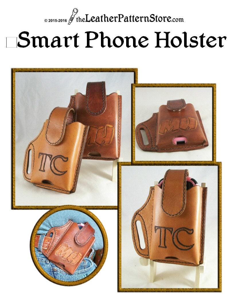 Shoulder Holster Pattern Simple Design