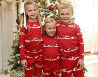 8f30da1a82 2018- Christmas Pajamas Pre-Order Now until September 1 for November  Delivery