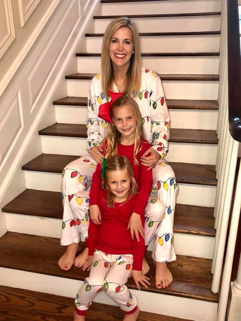 Christmas Pajamas 2019 2019 Christmas Pajamas Final Pre Order Now Sep 1 for Nov | Etsy