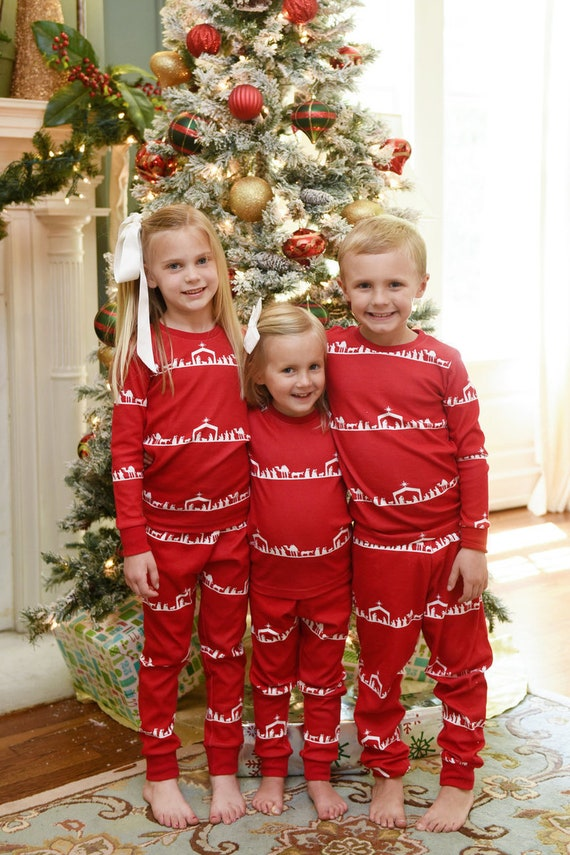93765533b4 2018 Christmas Pajamas Pre-Order Now until September 1 for
