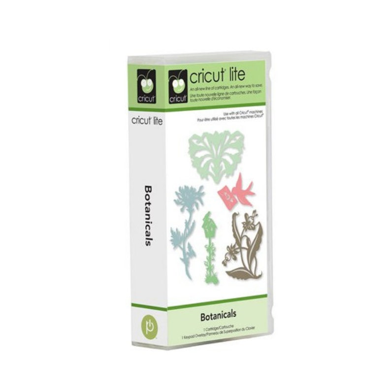 Botanicals Cricut Cartridge