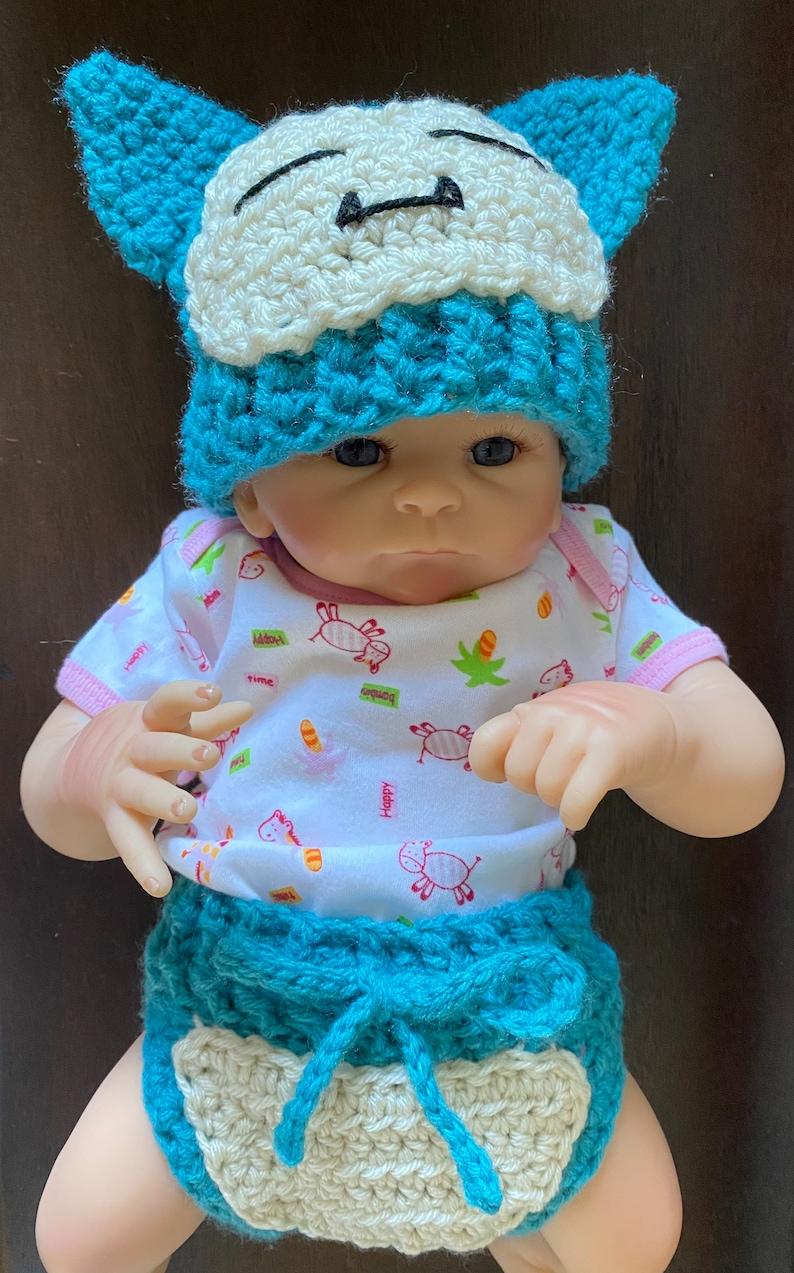 Newborn Cat Costume