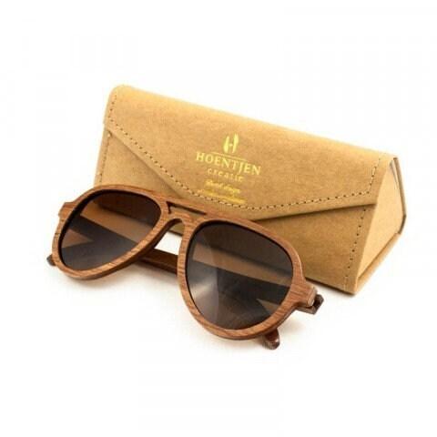 Hoentjen gafas de sol de madera  Puka
