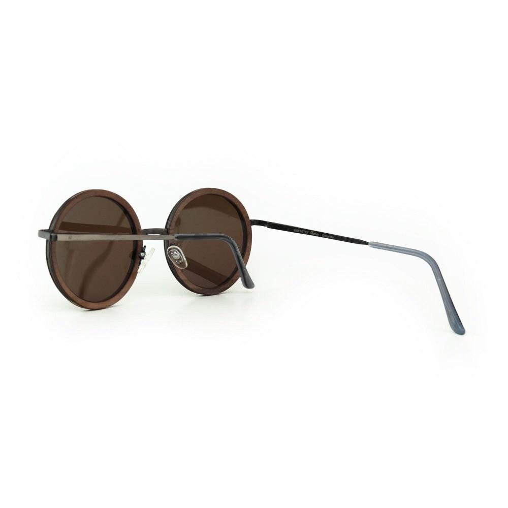 Hoentjen gafas de sol de madera  Champagne Silver
