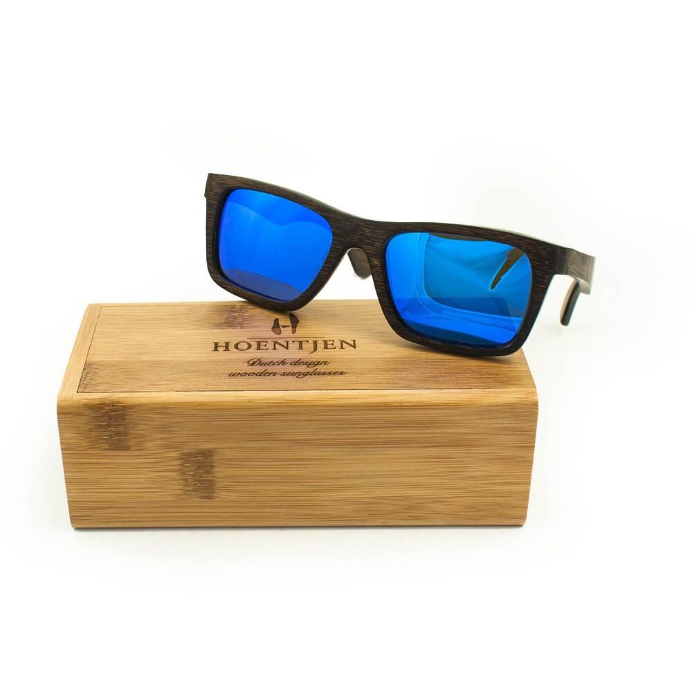 Gafas de sol de madera-Queensland creación de Halldorsdottir