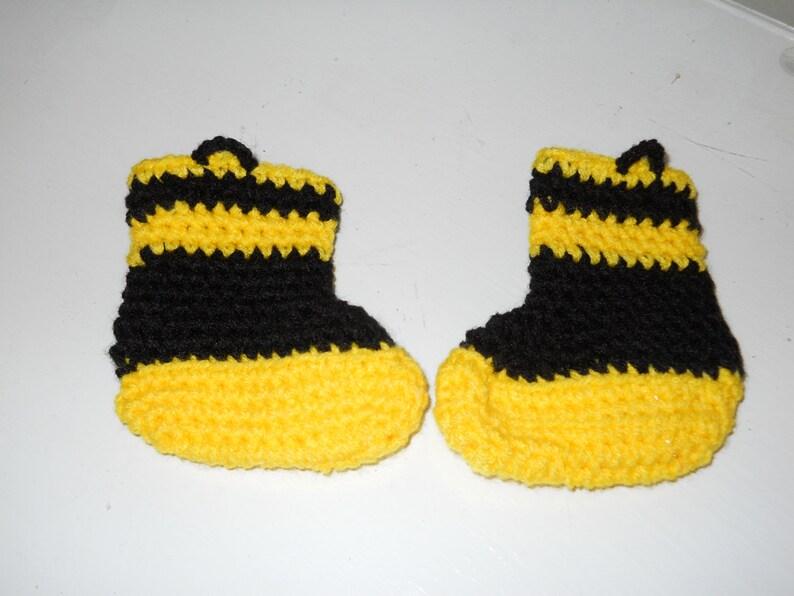 Newborn Firefighter BootsBootiesSlippers; Infant Boy /& Girl First Responder Boots