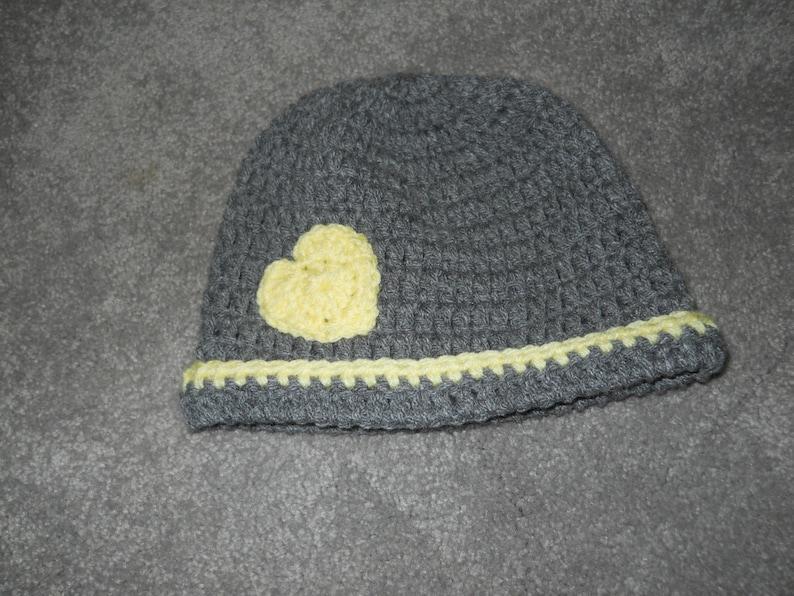 7b0194e3567 Infant Toddler Child s Crocheted Stocking Cap Beanie Hat