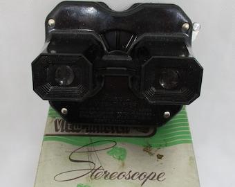 View-Master model C in box 1947-1955 model