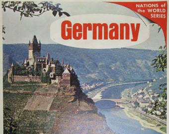 Europe North View-Master Reels