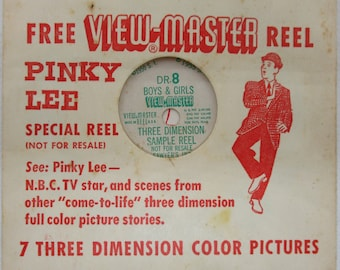 Demonstration View-Master Reels