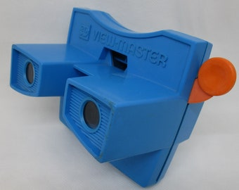 View-Master Viewer Model G blue