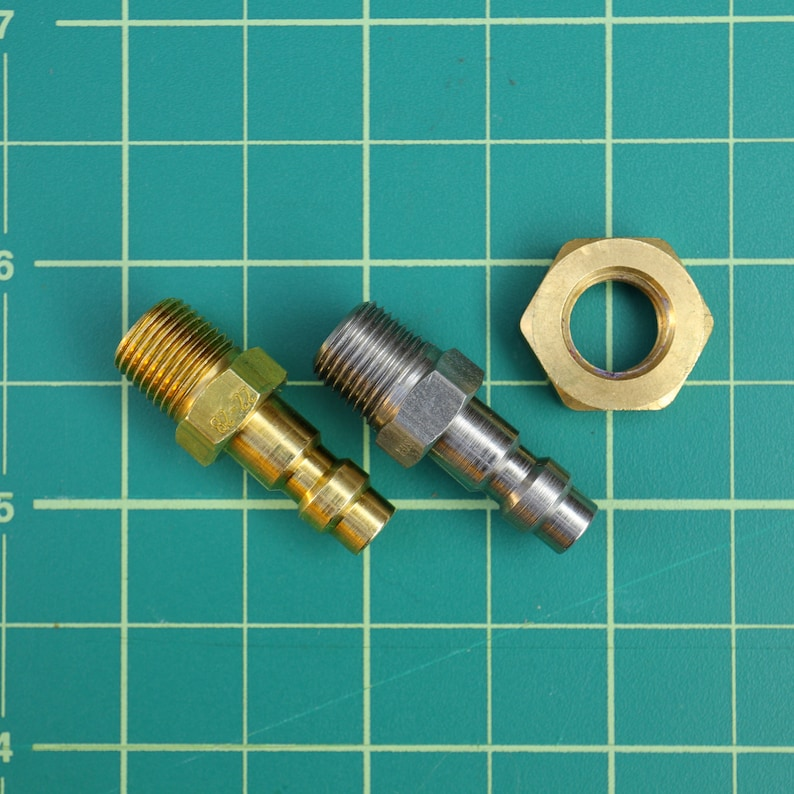 Ghost Trap Hose Connector MALE