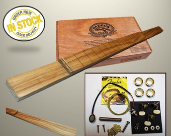 Cigar Box Guitar Kit