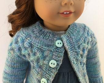 Erin Cabled Yoke Sweater