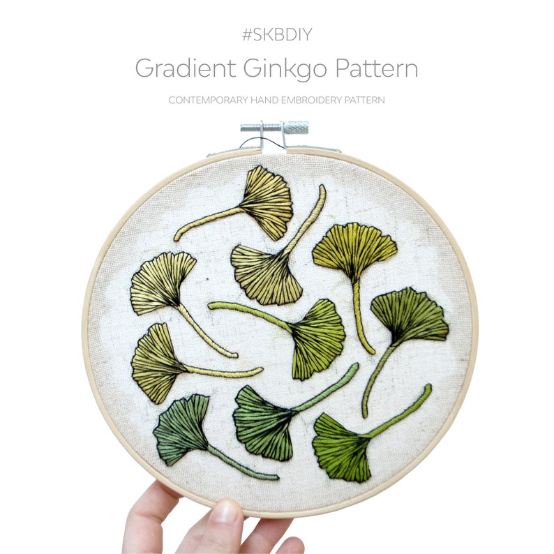 ONLY Available through December 2nd Gradient Ginkgo image 0