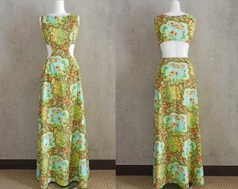 Cut Out Back Dress Women's PDF Sewing Pattern
