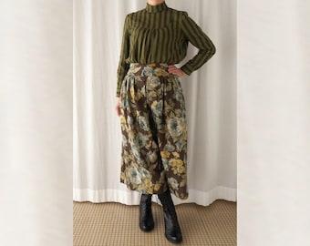 Takaraka Culottes PDF Sewing Pattern for Women
