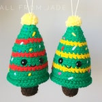 PATTERN : Christmas Tree (English and French)